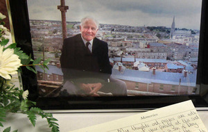 Paddy 'Bogside' Doherty drew the lines of Free Derry
