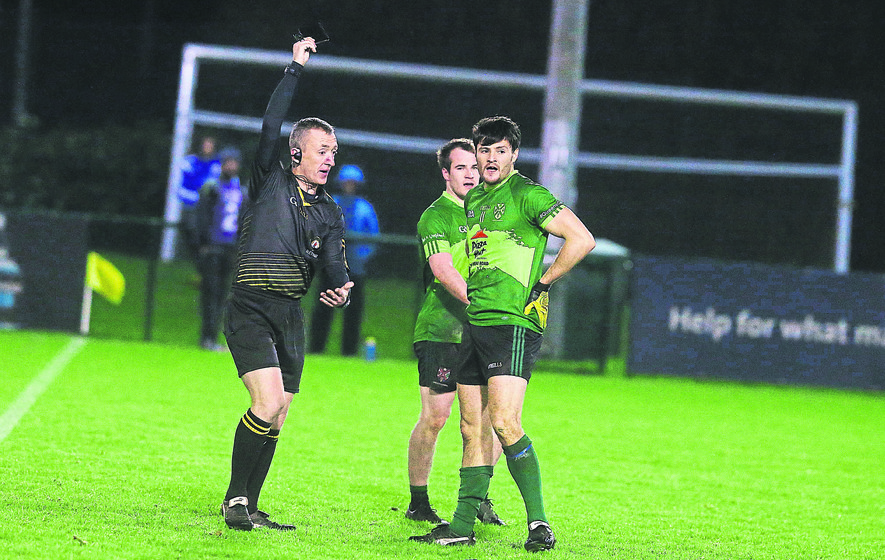 Sigerson Cup: QUB star Marty Clarke puts Down GAA return on back-burner