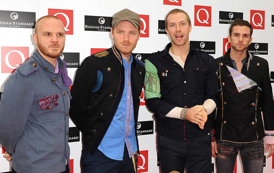 Coldplay to take centre stage at the Superbowl
