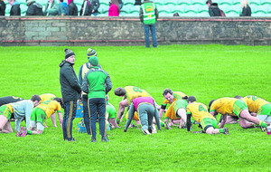 McElhinney in frame to start for Donegal against St Mary's