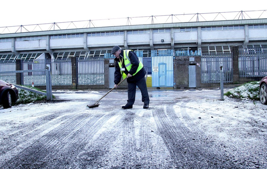 McKenna Cup matches set to go ahead as planned despite freeze