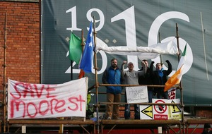 Campaigners seek protection of Easter Rising buildings