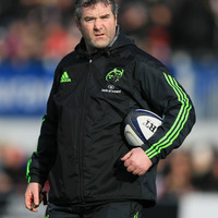 Foley flattened by Munster loss to Stade Francais
