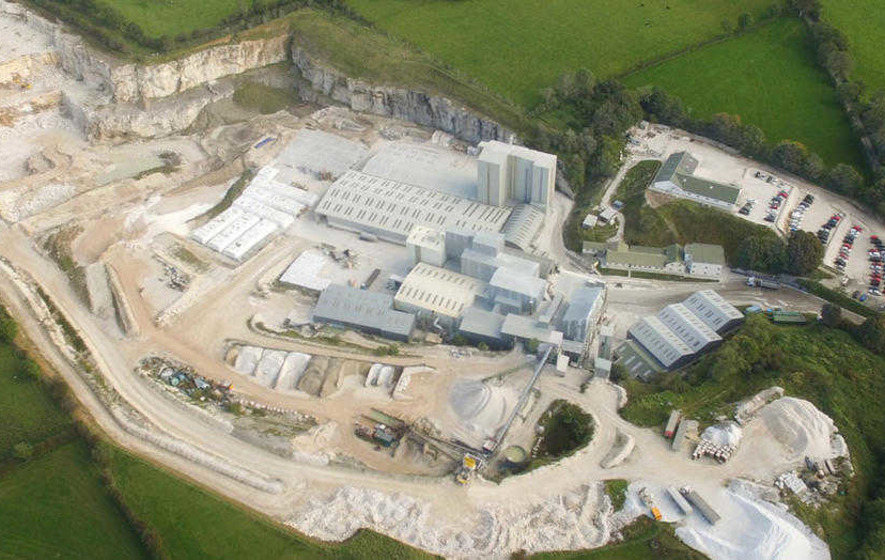 Larne quarrying firm Kilwaughter Chemical Co digs in for another profitable year