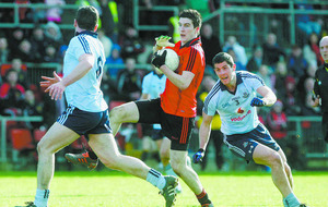 St Mary's Niall McParland savours shock win over Donegal