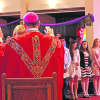 Confirmation names – the possibilities aren't endless