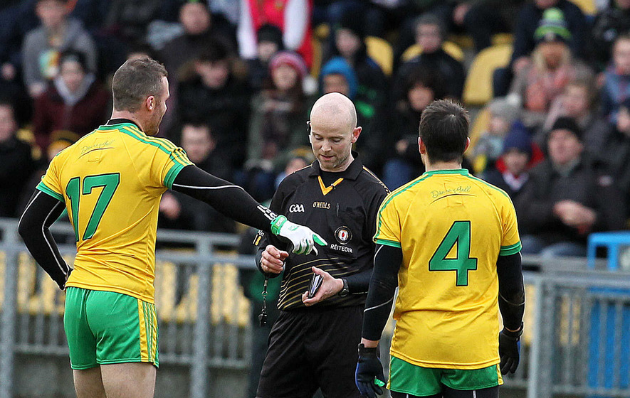 Neil McGee glad to be back in action despite St Mary's defeat