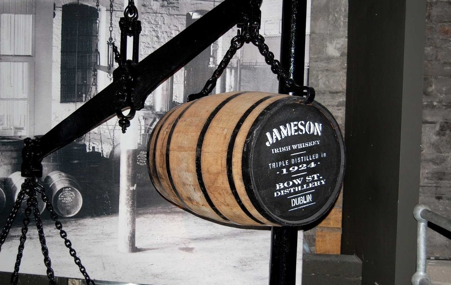 Jameson whiskey distributor Dillon Bass buoyed by growth in craft distilleries