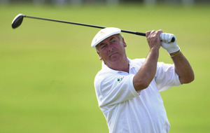 Golfer Christy O'Connor Jnr 'reunited with son Darren,' funeral told