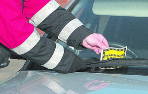 110 threats to parking attendants reported to police