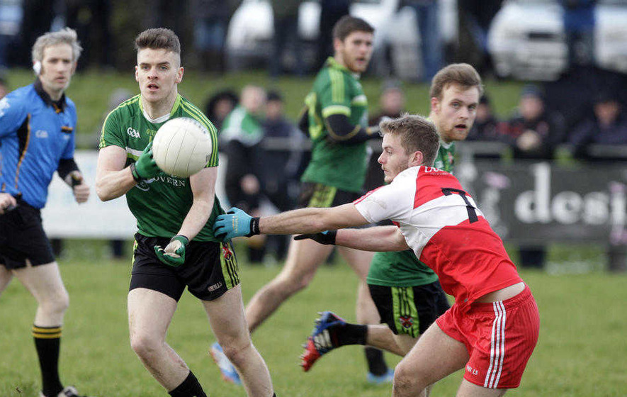 Derry's McKenna Cup game with Queen's switched to Celtic Park