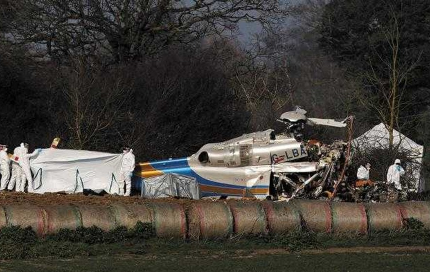 Inquest: Pilot 'warned Lord Ballyedmond of bad weather'