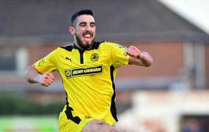 Joe Gormley has a new goal in his sights at Peterborough