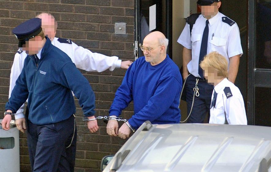 Serial Child Murderer Robert Black Dies In Maghaberry