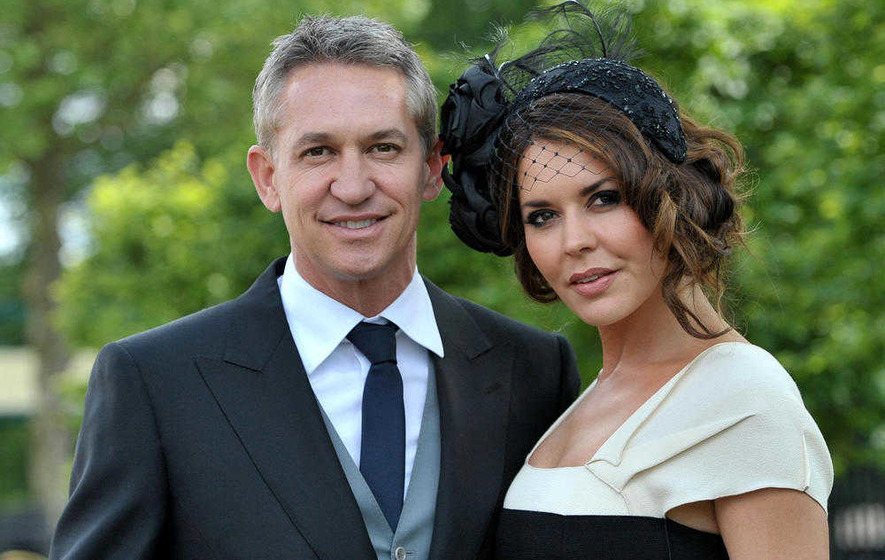 Linkeker and wife end six-year marriage