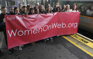 'Abortion pill' case leads to Belfast protests by pro-choice campaigners