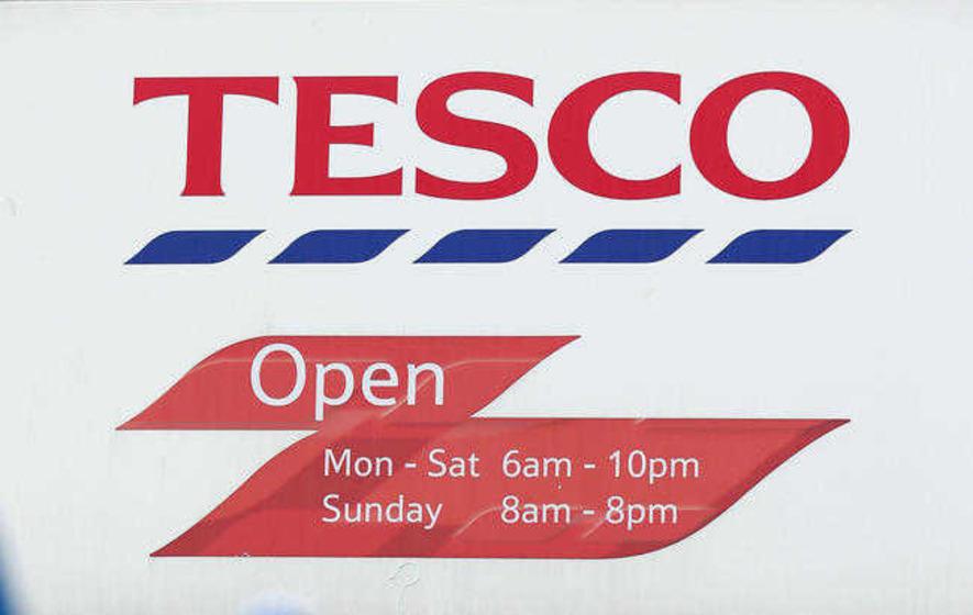 Tesco festive sales improve to mark 'good Christmas'