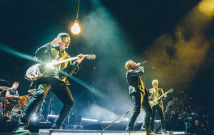 U2 nominated for best international group at Brit awards