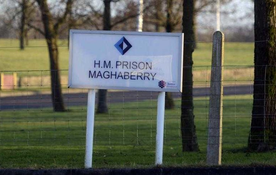 Prisoner dies in Maghaberry while awaiting trial