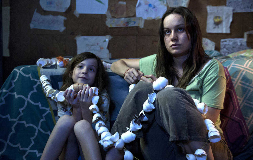 Brie Larson and Jacob Tremblay fight for freedom in Room