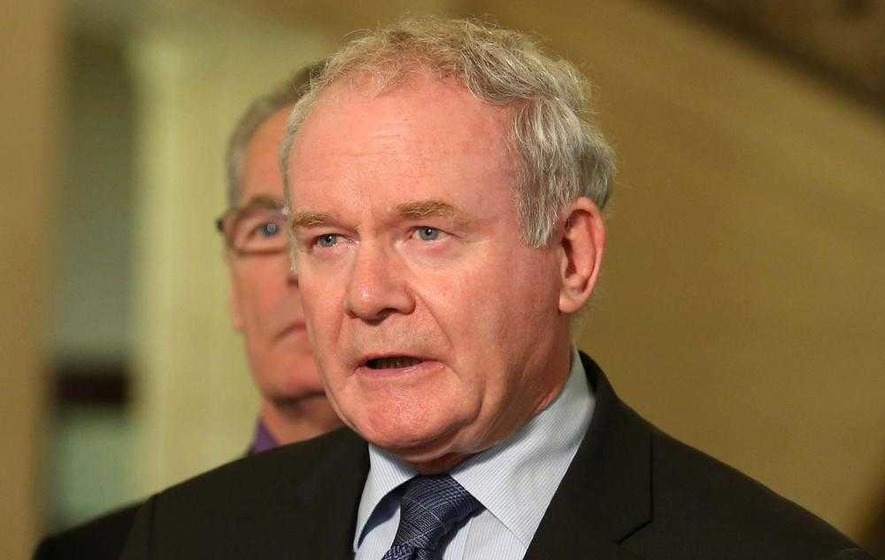 Martin McGuinness to give evidence at legacy inquest