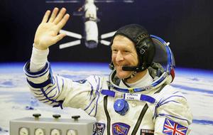 Astronaut Tim Peake's historic space walk cut short