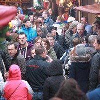Belfast Christmas shopper footfall down on 2014