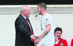 Darren Murray finally leaves Portadown for Cliftonville