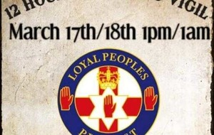 Loyalists plan Belfast flag protest for St Patrick's Day