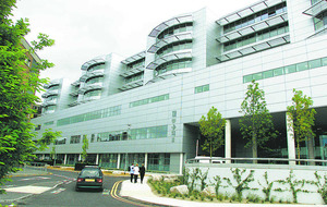 Ambulances diverted from new £150m Belfast A&E unit
