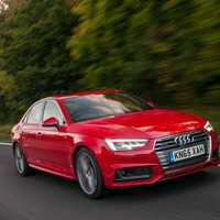 Audi's new A4 runs rings around the opposition
