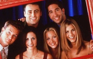 Why can't Friends organise a proper reunion?