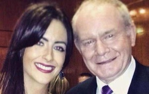Sinn Fein's Patrice Hardy targeted with fake Instagram