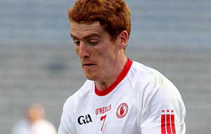 Harte and McCrory ruled out of Saturday's McKenna Cup final