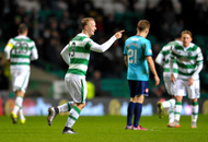 Leigh Griffiths not concerned by Celtic's rivals