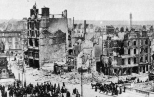 Councillors clash over 1916 'armed insurrection in Dublin'