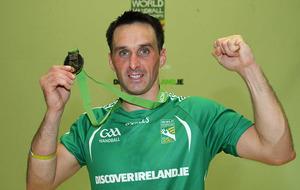 Paul Brady has US handball Nationals in his sights