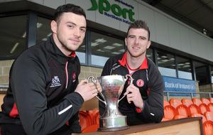 McKenna Cup final: Tyrone v Derry