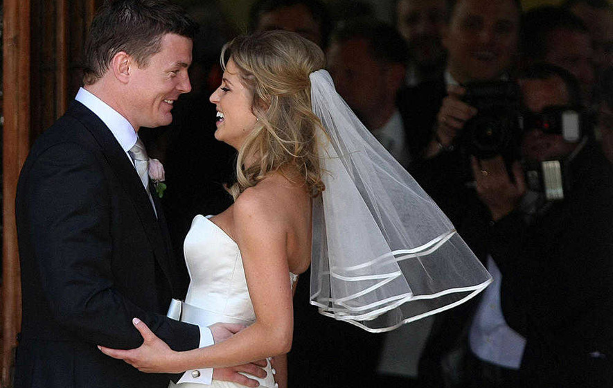 Brian ODriscoll Gets Cheeky Birthday Message From Amy Huberman