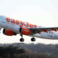EasyJet celebrates flying 45 million passengers from Belfast