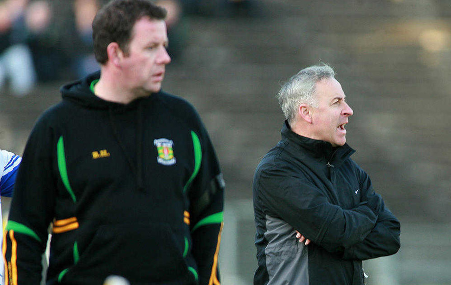 Antrim need to start helping themselves - Lenny Harbinson