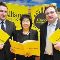 Alliance proposes unauthorised flag regulation