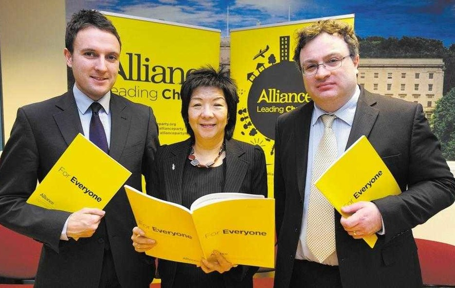 Alliance proposes unauthorised flag regulation