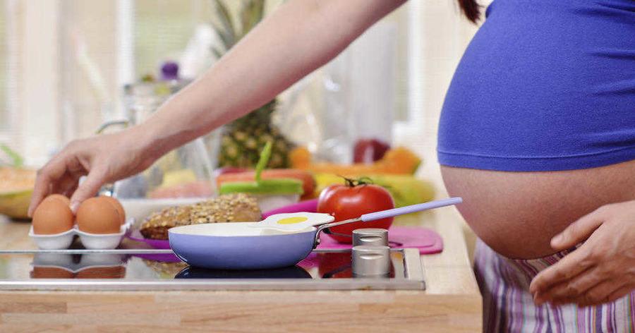 Рациональная диета беременным
