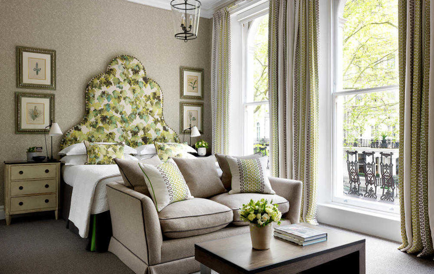 Knightsbridge hotel is the perfect base for london visit for Best boutique hotels london 2016