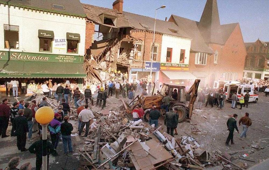 Shankill allegations call into question all we once knew about a bloody time