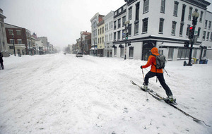 18 people dead as massive blizzard hits US east coast