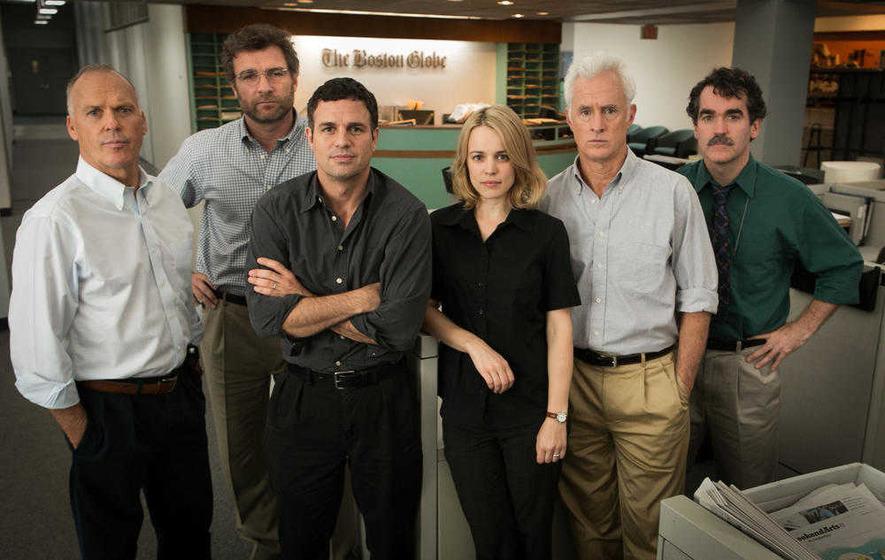 Bringing Boston abuse scandal to big screen in Spotlight
