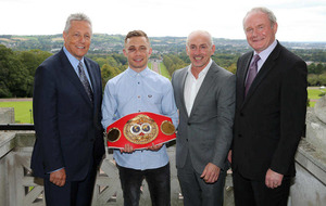 Carl Frampton fight funding controversy – a timeline