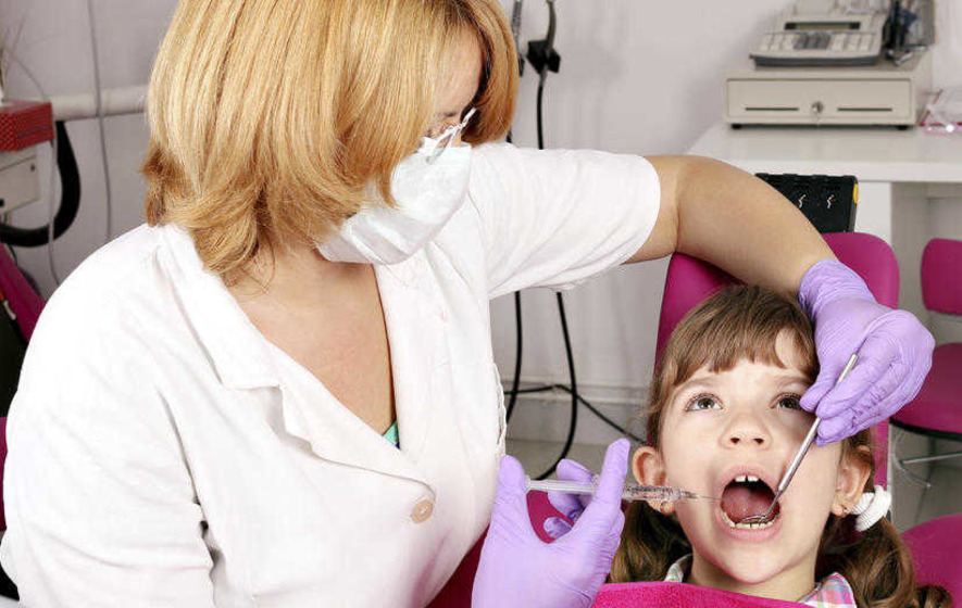 Ask the Dentist: Needle in gum may be thing of the past